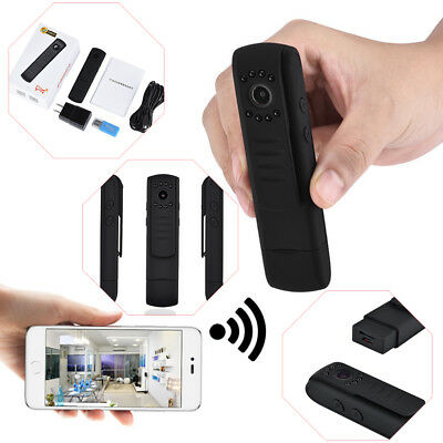 Mini HD L7 WIFI Meeting Record Pen Infrared Camcorders DV Night Vision Camera