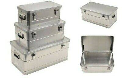 Aluminum Box Chest Transport Storage