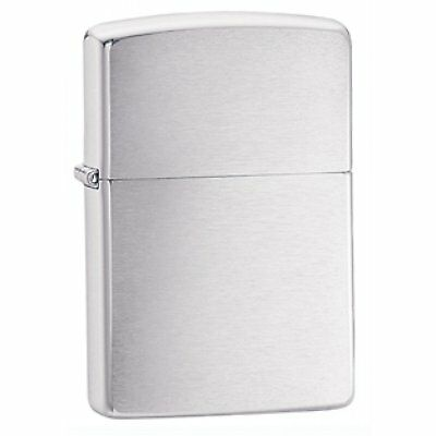 Zippo Classic 200 Brushed Chrome Unisex Lighter