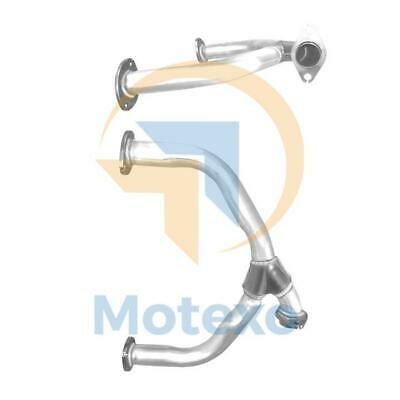 2yr Warranty Fitting Kit BM70564 Exhaust Front Pipe