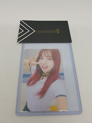 PRISTIN 2nd Mini Album SCHXXL OUT NAYOUNG Official Photocard K-POP