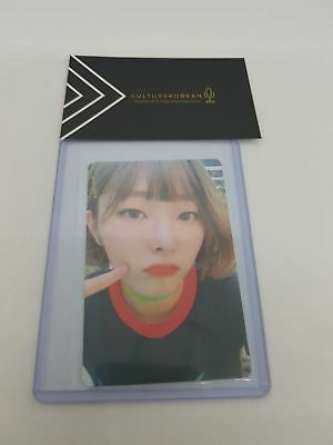 PRISTIN 2nd Mini Album SCHXXL OUT EUNWOO Official Photocard K-POP