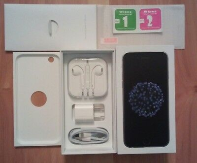NEW Original iPhone 6 16GB Space Gray Boxes and Accessories Bundle NO PHONE!