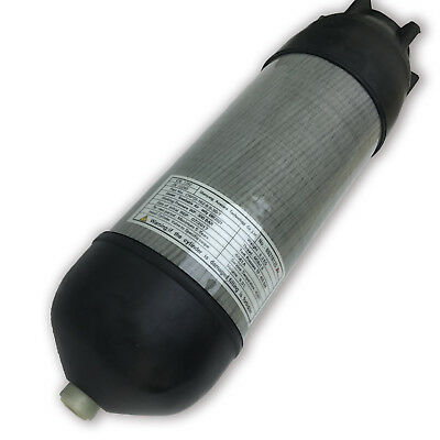 carbon fiber cylinder protector sleeve rubber cup for 9L