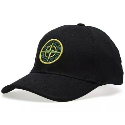 2 BRAND NEW STONE ISLAND CAPS BACK IN STOCK TODAY 1 BLACK AND 1 Green