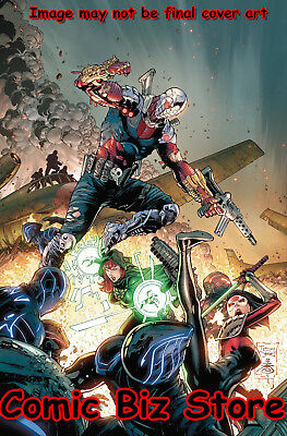 Suicide Squad #29 (2017) 1St Printing Dc Universe Rebirth Bagged & Boarded