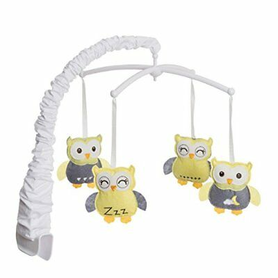 Bassinet Swivel Mobile For Baby New Born Bed Crib Cradle Sleeper Sleepy Owl Sale