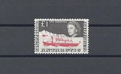 BRITISH ANTARCTIC TERRITORY 1969 SG 15A MNH Cat £130