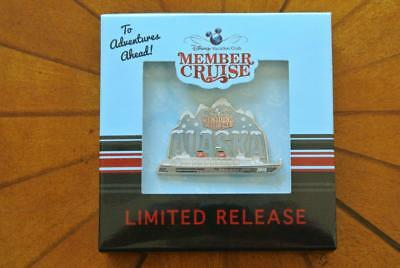 NEW Disney Cruise Line DCL DVC MEMBERS ONLY ALASKA 2015 Wonder LIMITED ED PIN