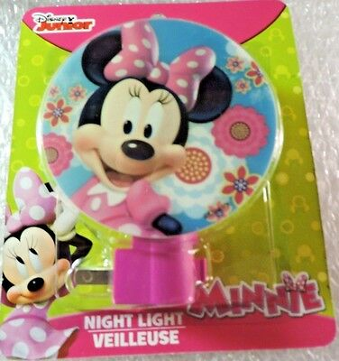 Night Light Minnie Mouse DISNEY JUNIOR Girls