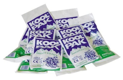 Koolpak Original Instant Ice First-Aid, Pack of 60