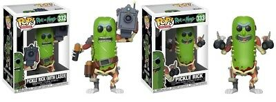 Rick and Morty Pickle Rick Funko - Choice