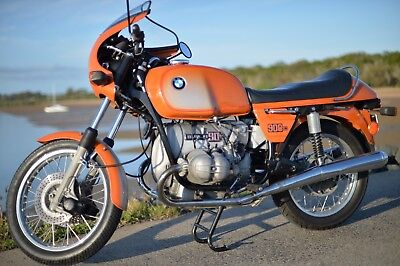 1975 R90s RS Matching Number  Low original miles 33K