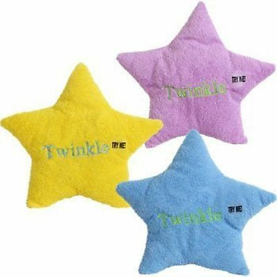 Twinkle Little Star Plush Musical Pillow Plays Music Song Your Choice
