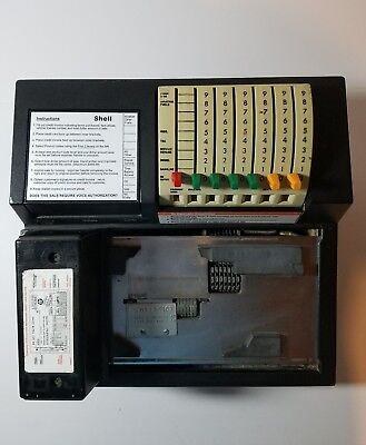 Shell Addressograph Vintage Credit Card Imprinter