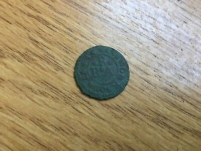 Rich Rutter Worksop Notts 1664 Token