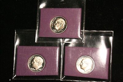 1991 S 10C Proof Roosevelt Dime - FREE SHIPPING