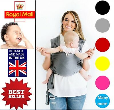 BABY SLING STRETCHY WRAP CARRIER pouch NEW Winter Warm gift