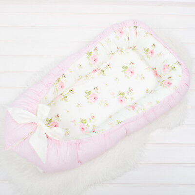 Sale! Double sided babynest, for newborn, co sleeper, baby nest, baby nest bed