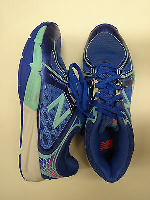*Gently Used* New Balance Womens Size 8.5 WX997v2 Running Athletic Shoes Blue