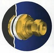 28mm ESSEX Flange - CF1RNS - PACK OF 2