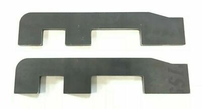 SKID STEER QUICK Attach Lower Mount Plate 3/8