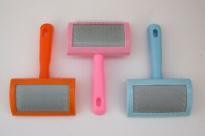 Slicker Pet Cat/Dog Grooming Brush Medium