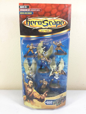 BRAND NEW HEROSCAPE Monks and Guards Pack Wave 3 Jandar's Oath Expansion Set