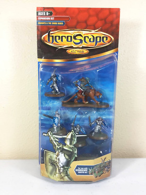 BRAND NEW HEROSCAPE Knights & The Swog Rider - Wave 2 Utger's Rage Expansion Set