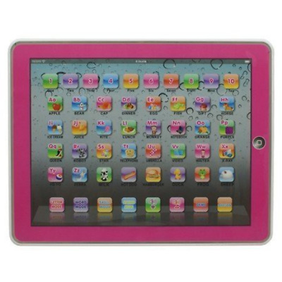 Baby Tablet Educational Toys Girls Toy For Toddler Learning Interactive Machine