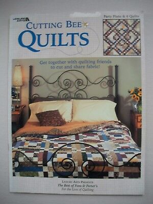 Cutting Bee Quilts - Leisure Arts - Quilting Patchwork Book
