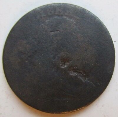 1802 United States Large Cent Draped Bust; Low Grade Filler