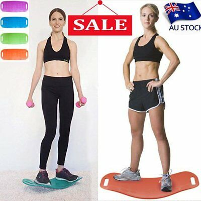 Fitness Balance Board Sport Workout Board Trainer Gym Exercise Yoga Personal GT