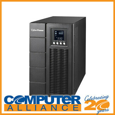 2000VA CyberPower Online S Tower Online UPS OLS2000E 2 Year Adv Replacement Warr