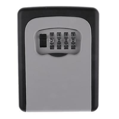 Combination Password Key Card Lockbox for Home Warehouse Company Garage