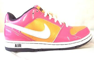 NIKE AIR PRESTIGE II 318972-811 Women s Basketball Shoes Sneakers Size 7.5  Pink 3b2de54935