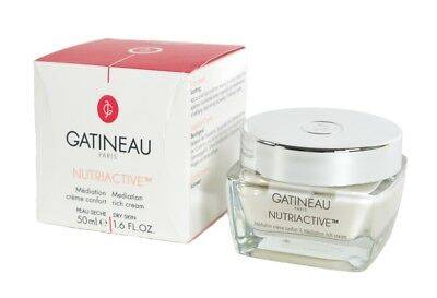 Gatineau Nutriactive Mediation Rich Cream for Dry Skin (50ml)