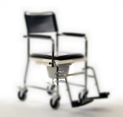 Coopers Spare Commode Pan for Coopers Commode Wheelchair