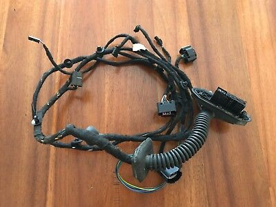 bmw mini one cooper s r50 r53 cable harness door wiring loom right o rh picclick co uk bmw mini wiring diagram bmw mini cooper wiring diagram