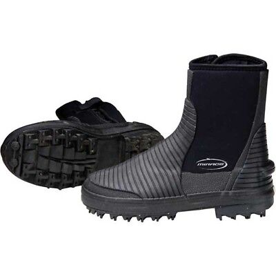 Mirage Workboot Sturdy Wetsuit Neoprene Boots Booties with Sturdy Sole Size 11