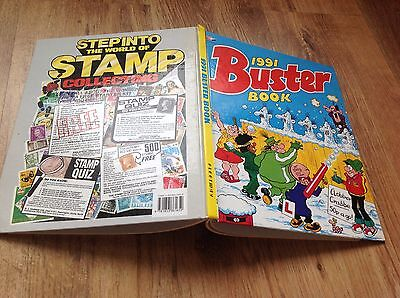 Buster Book 1991