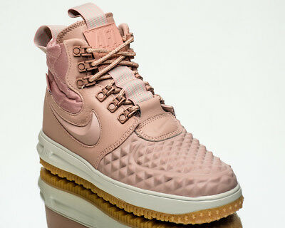 5de9aa41c650 Nike WMNS Lunar Force 1 Duckboot women lifestyle sneakers NEW pink  AA0283-600