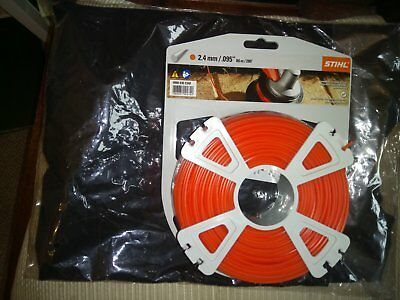 1 x Sthil Strimmer Line 2.4x86m Round Profile - Free Postage
