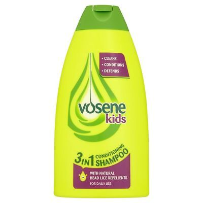 Vosene Kids 3 In 1 Conditioning Shampoo 250Ml