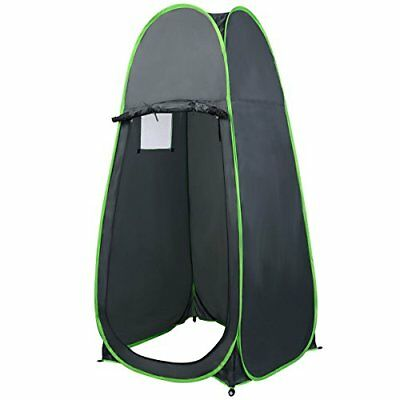 Giantex Portable Pop up Camping Fishing Bathing Shower Toilet Changing Tent Room