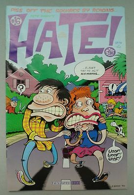 HATE Vol. #16  by Peter Bagge - Fantagraphics Comic Books 1994