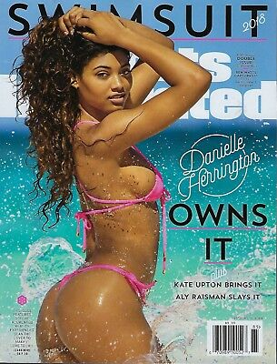 Sports Ill Swimsuit Issue 2018 Danielle Herrington