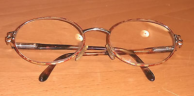 Vintage GUCCI eyeglass frames - tortoiseshell and gold