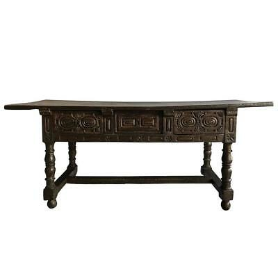 Pre 1800 Tables Furniture Antiques Picclick