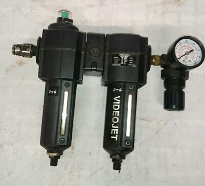 VIDEOJET ELEMENT AIR FILTER KIT  SERVICE duble INDICATOR